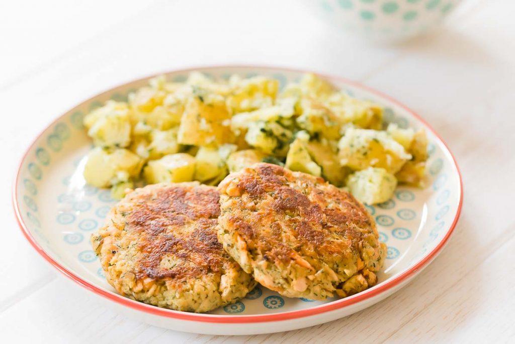 Lachslaibchen Dill omega3 fettsäuren gesund casual cooking österreichischer food blog