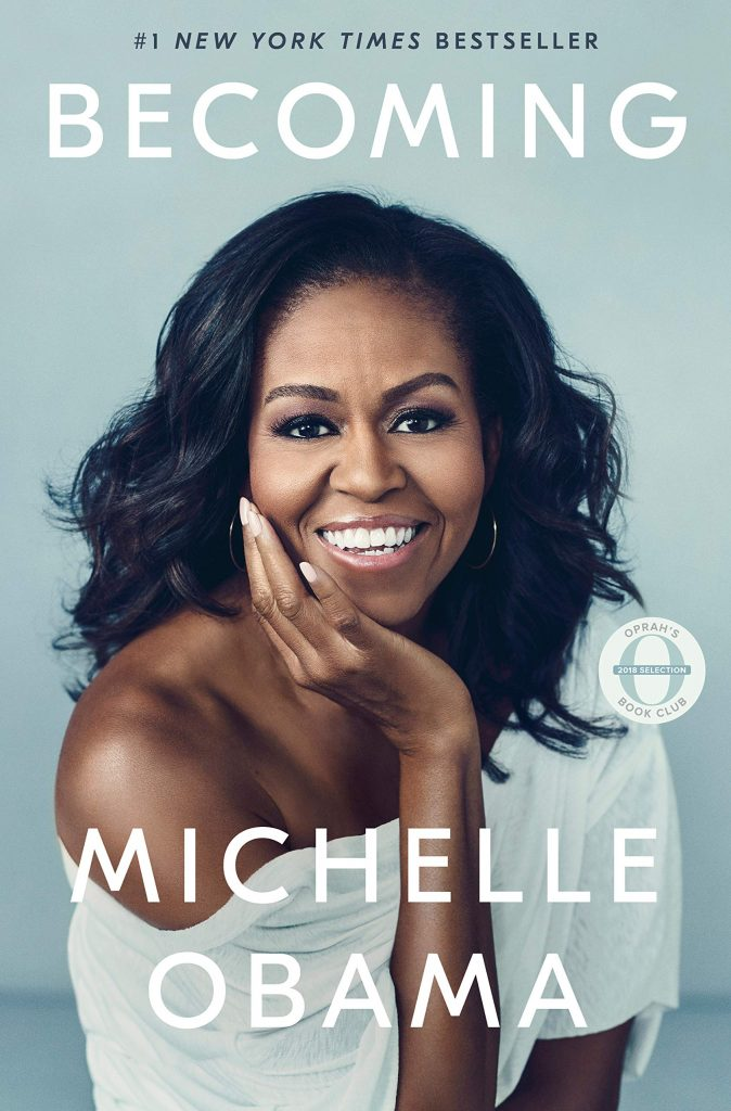 BECOMING: Meine Geschichte von Michelle Obama casual cooking foodblog