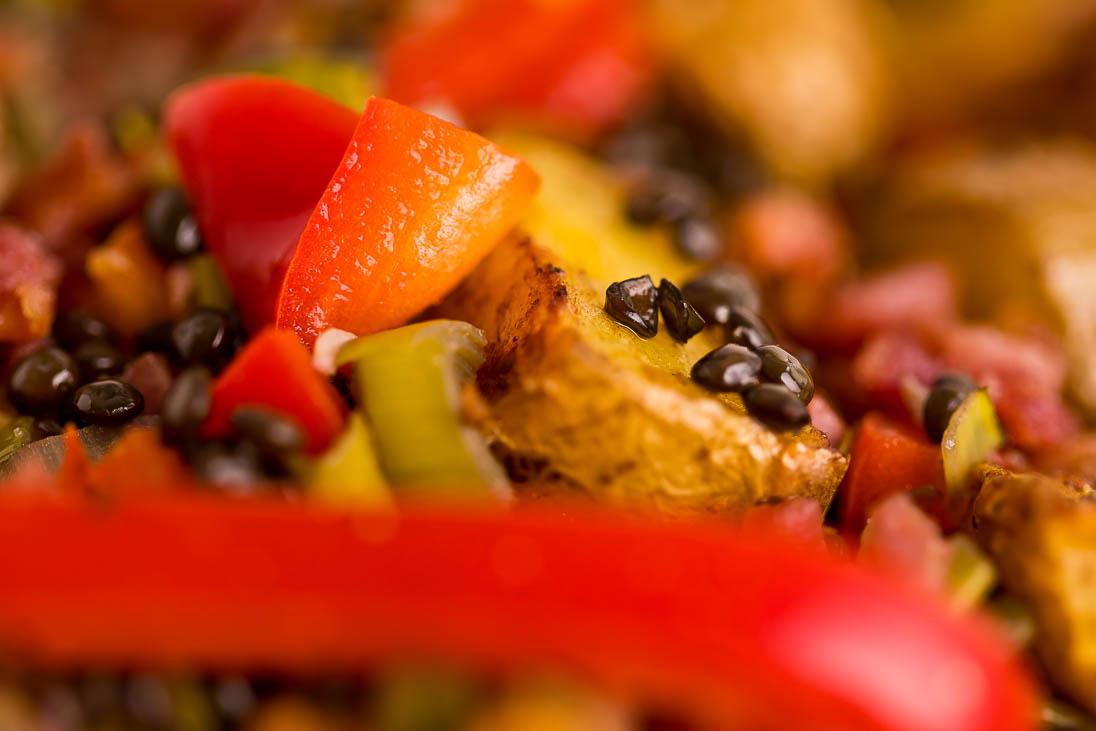 Linsensalat casual cooking österreichischer food blog