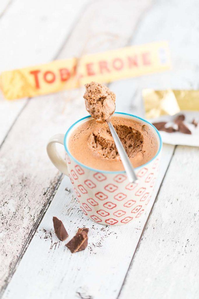Tobleronemousse Creme Toblerone Mousse casual cooking österreichischer food blog