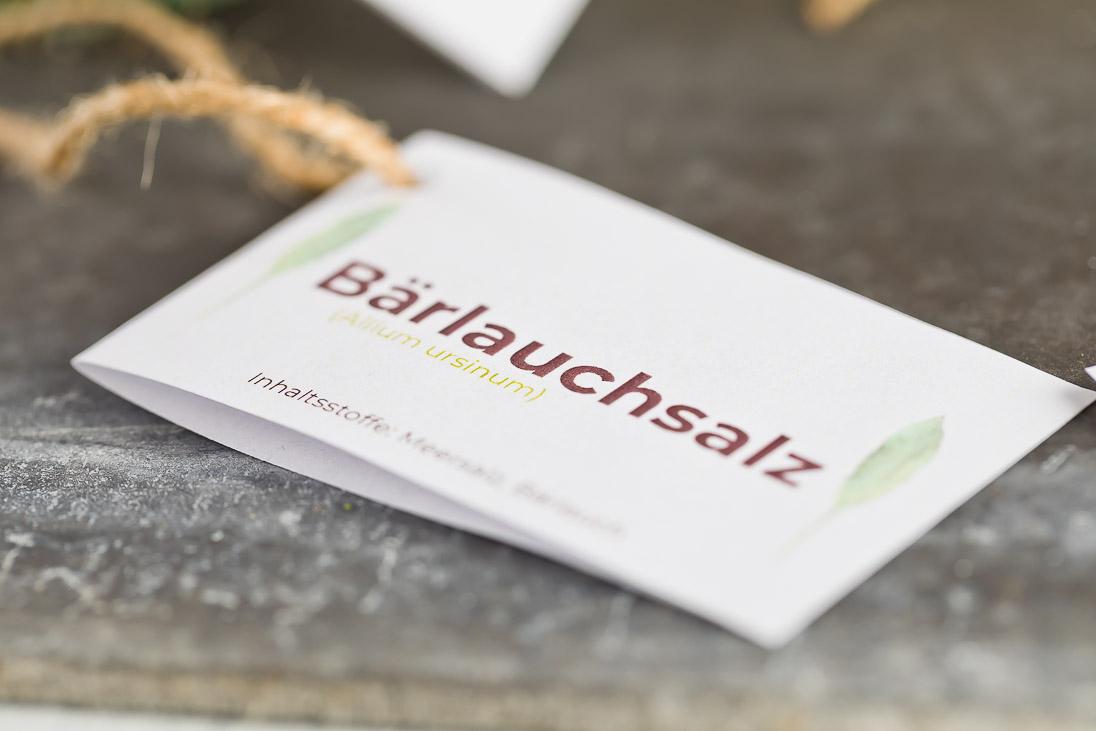 Bärlauchsalz Bärlauch Salz Wild Gralic Salt casual cooking österreichischer food blog